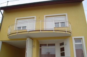 balkonske ograde